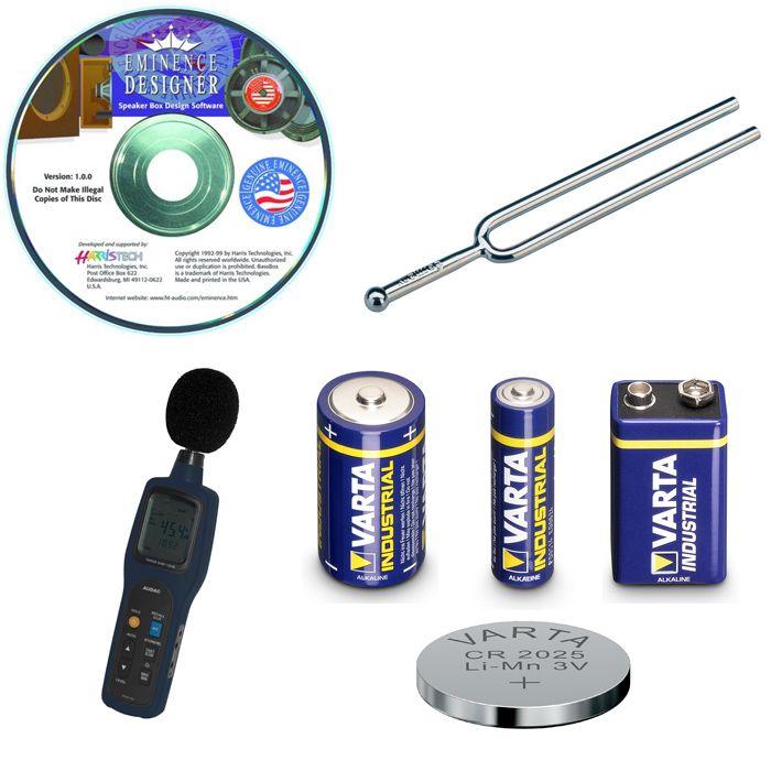 accesorios para equipos de sonido e iluminacion de esenarios y espectaculos