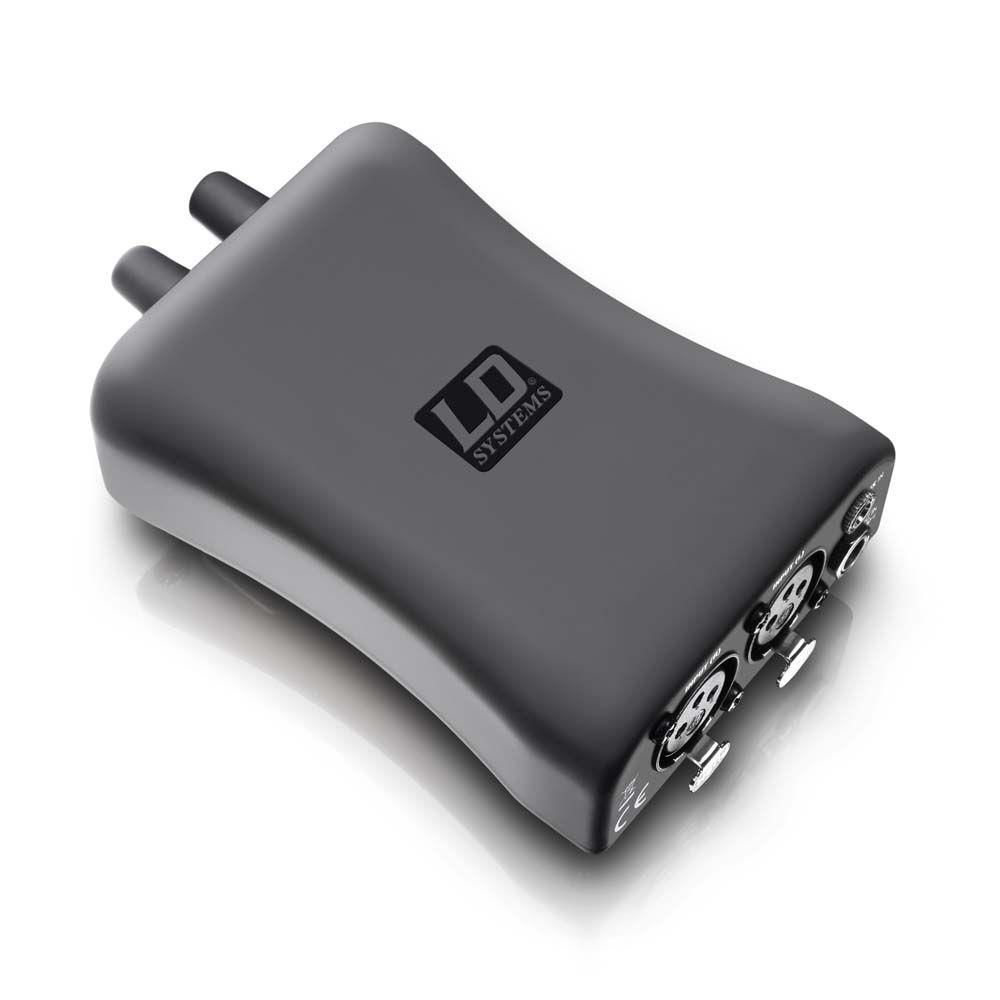HPA 1 - Amplificador de auriculares y monitoraje intrauditivo por cable