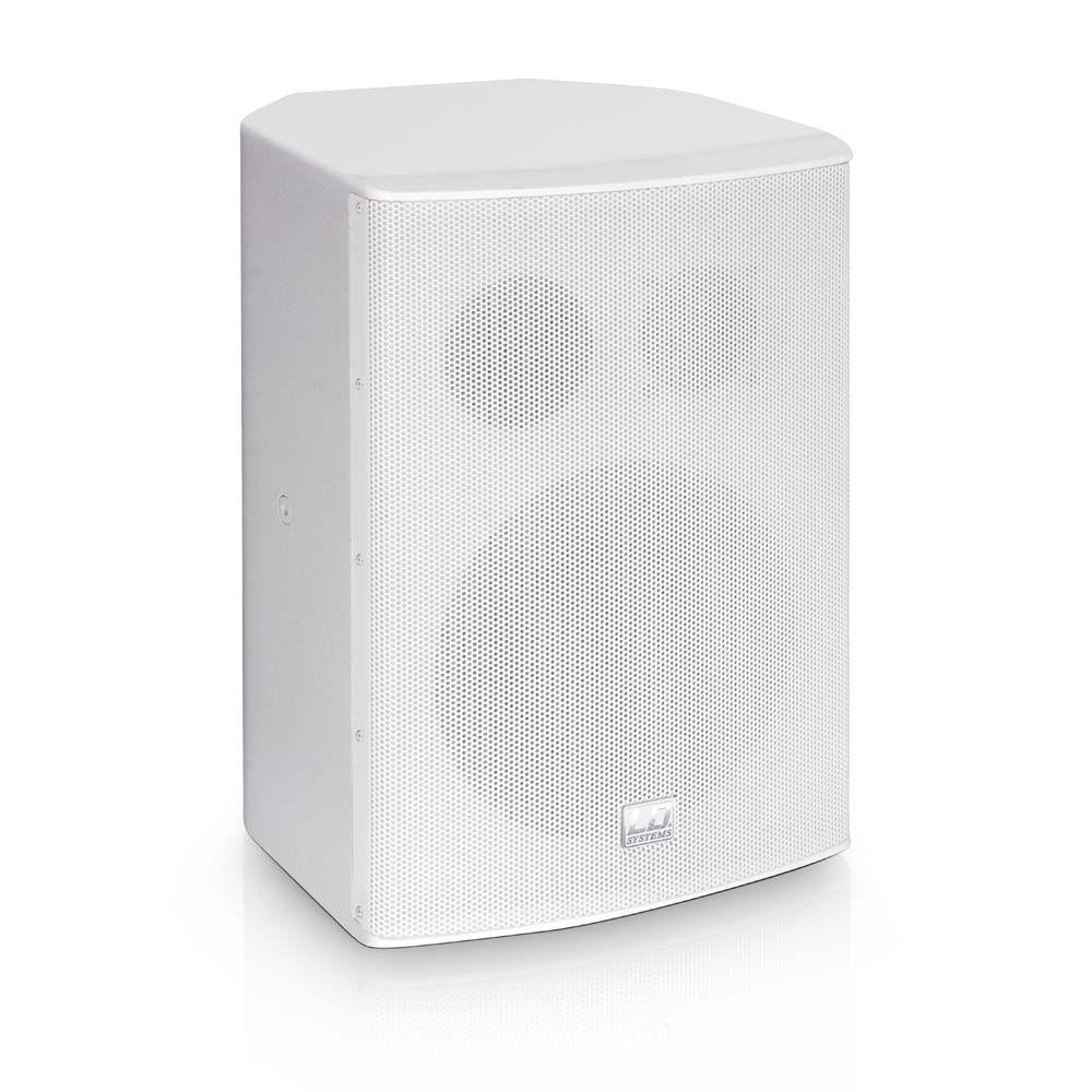 """SAT 82 A G2 W - Caja acústica para instalación 8"""" activa blanca"""