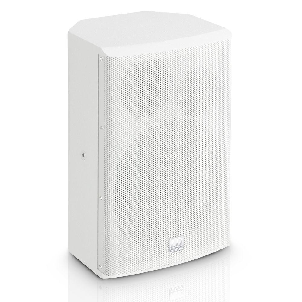 """SAT 82 G2 W - Caja acústica para instalación 8"""" pasivo blanca"""