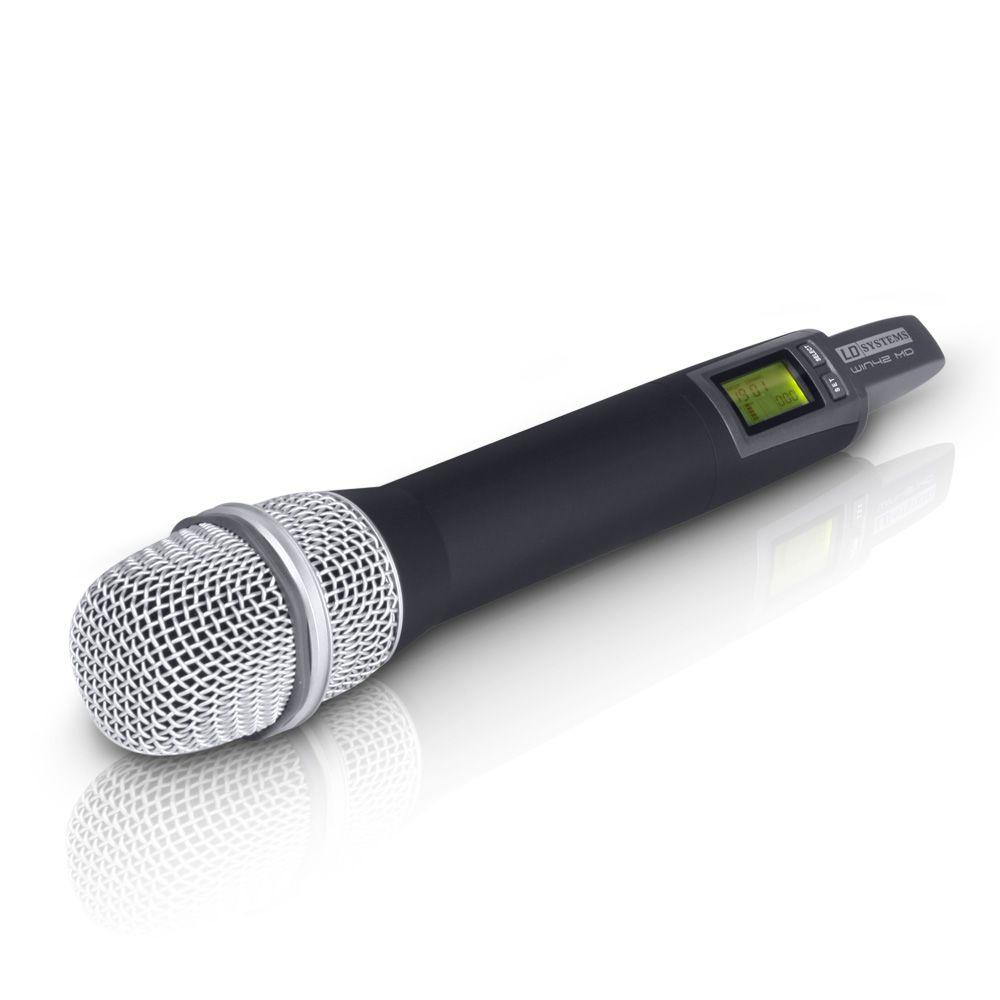 WIN 42 MC - Micrófono de Mano de Condensador