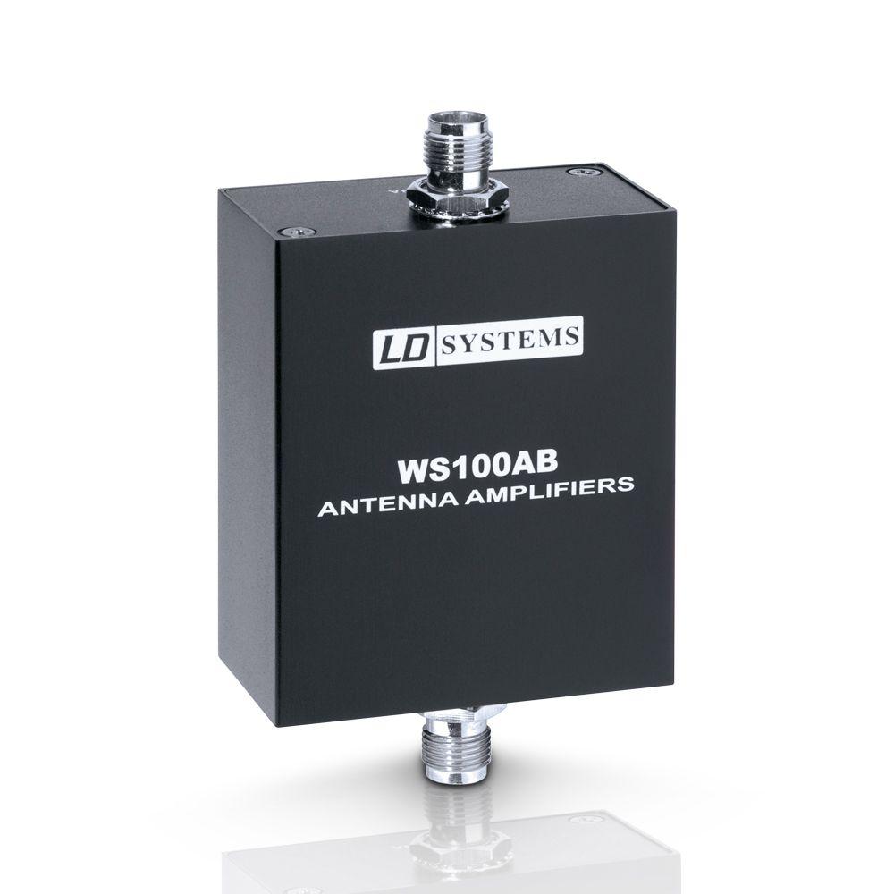 WS 100 AB - Amplificador de Antena