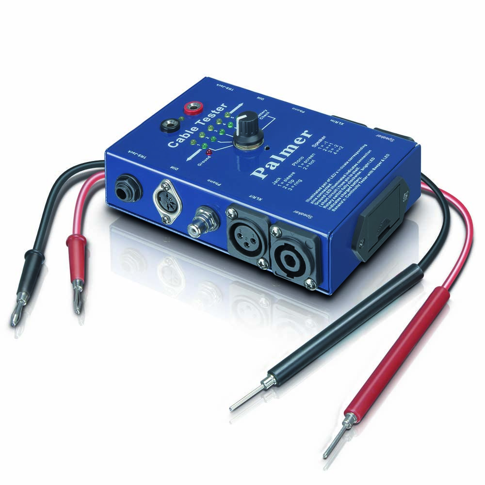 AHMCT 8 - Tester de Cables