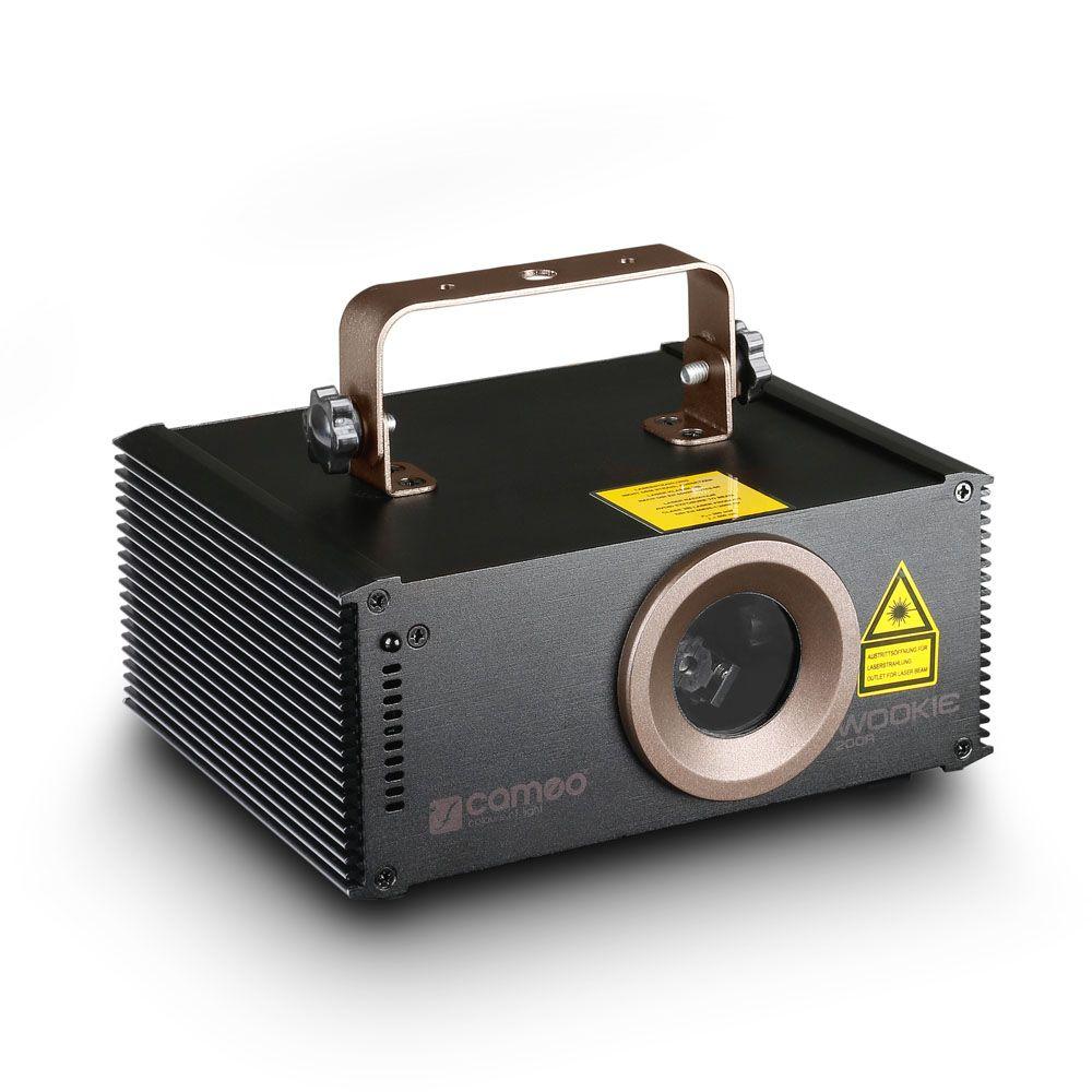 NEW WOOKIE 200 R - Láser de animación 200 mW rojo