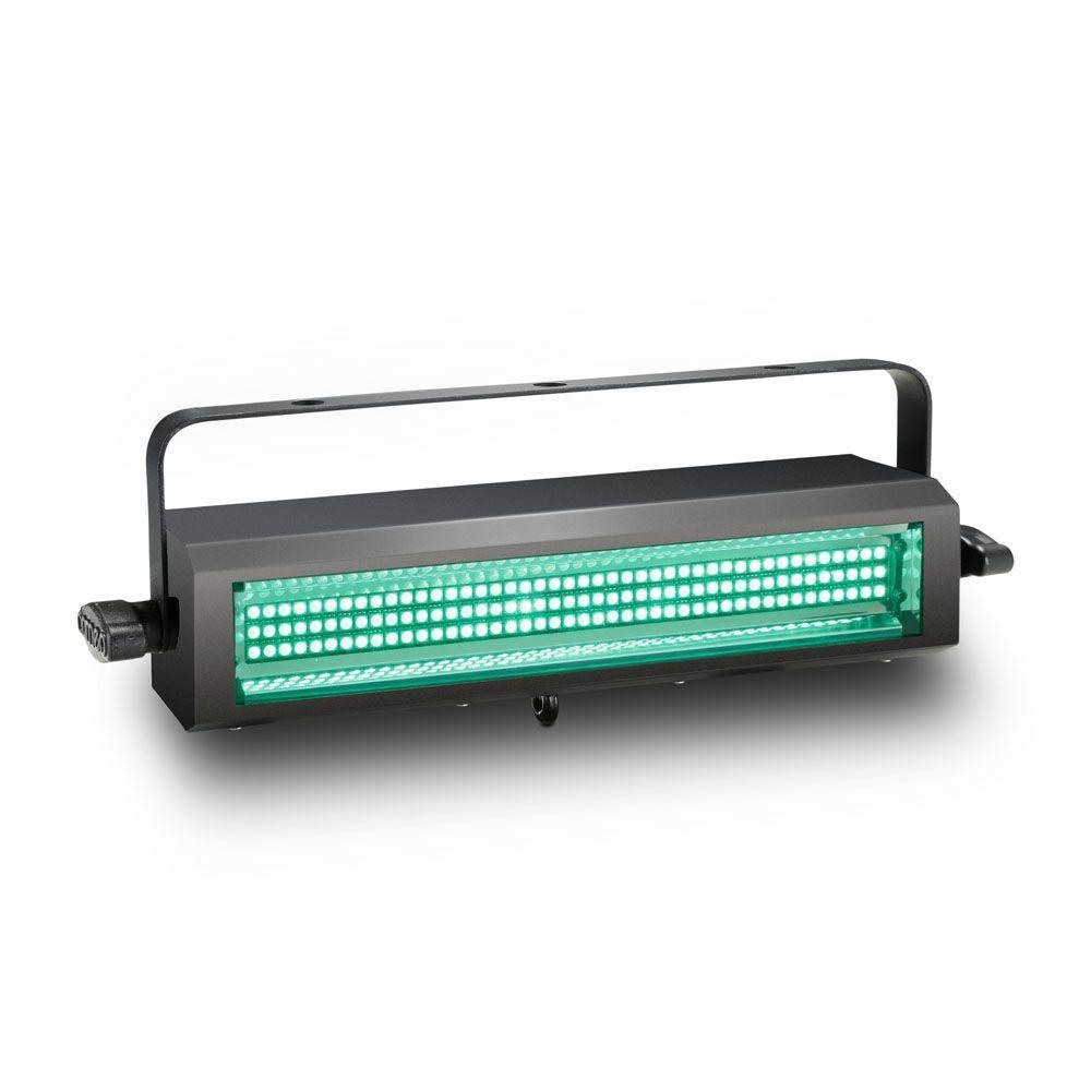 NEW THUNDER WASH 100 RGB - Estrobo, cegadora y washer 3 en 1 con 132 x 0,2 W RGB