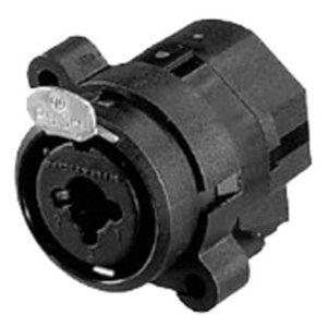 NCJ 6 FIS - Conector combo Chasis XLR/Jack estéreo