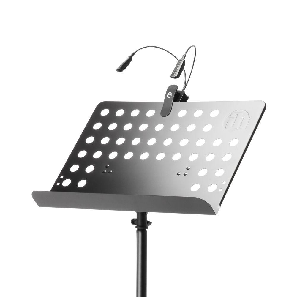 SMS 17 SET 1 - Atril de Partituras con Lámpara LED