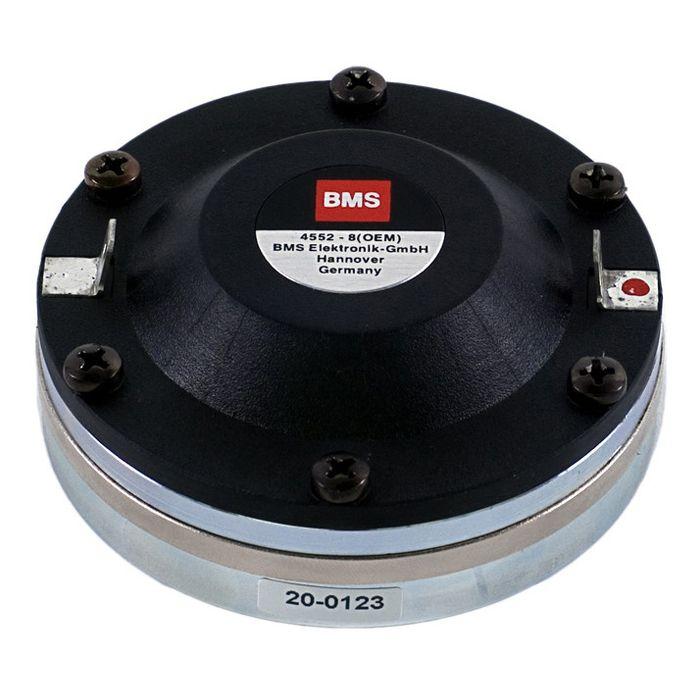 "BMS 4552 ND - 1 altavoz de neodimio de alta frecuencia ""80 W 8 Ohm"