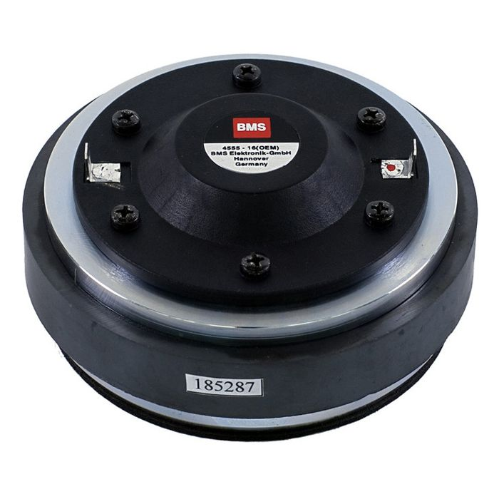 """BMS PA - Speaker - BMS 4555 - 1,5 """"Conductor de alta frecuencia 80 W 16 Ohm"""