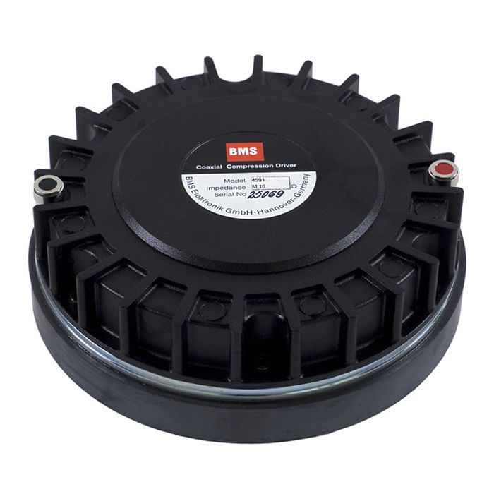 """BMS 4591 - 2 """"controlador de gama media 150 W 8 Ohm"""