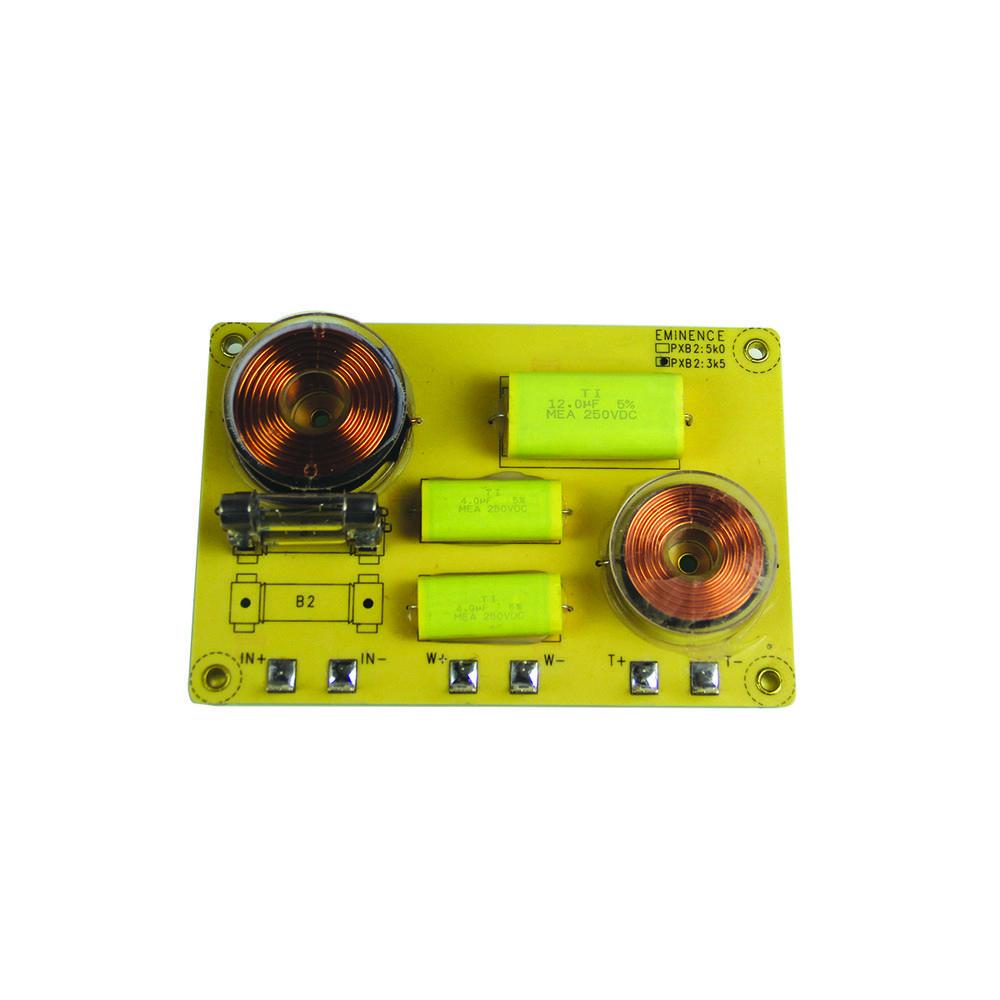 Eminence PXB 23 K 5 - 2-way Crossover 3500 Hz