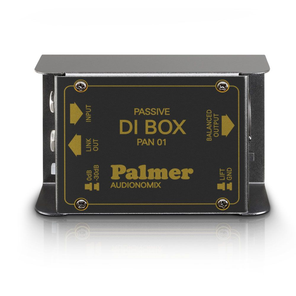 Palmer Pro Audionomix - DI Box pasiva