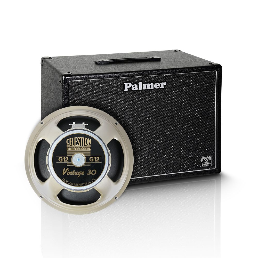 "Palmer MI CAB 112 V30 - Guitarra gabinete 1 x 12"" con Celestion Vintage 30 8 Ohm"