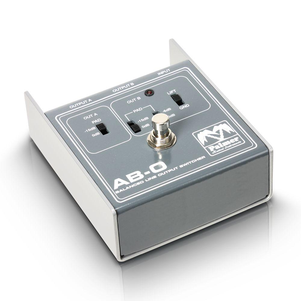 Palmer MI EABO - línea balanceada de salida del interruptor