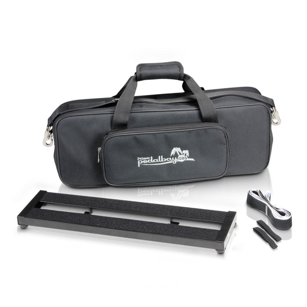 Palmer MI PEDALBAY 50 S - pedalera ligera y compacta con protección Softcase 50cm