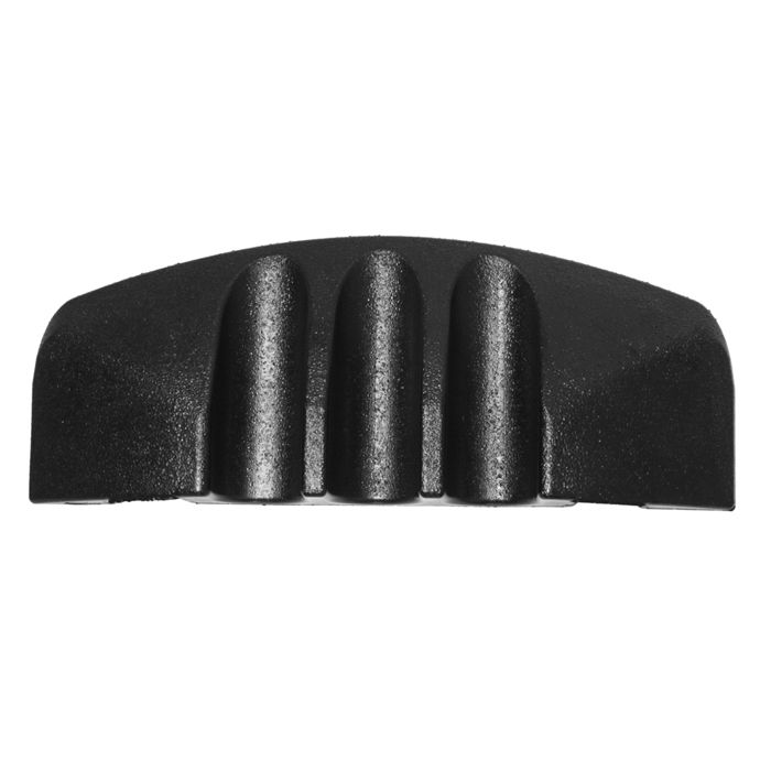 Defender Mini - extremo hembra de rampa para 85200 / 85200BLK protector de cable de 3 canales