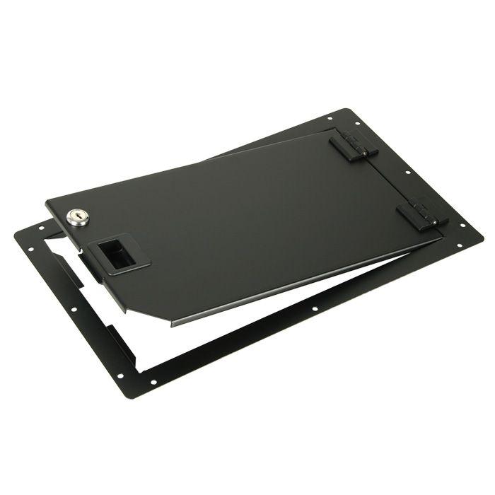 Adam Hall Hardware 87600 - altura de la puerta del estante de 25 cm