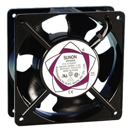 Adam Hall Accesorios 8762 - Ventilador axial en carcasa de fundición
