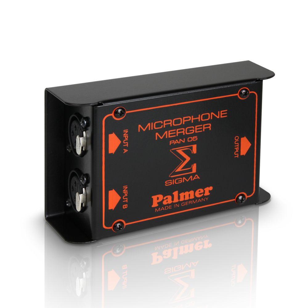 Palmer PAN 05 Pro - Micrófono de Fusión