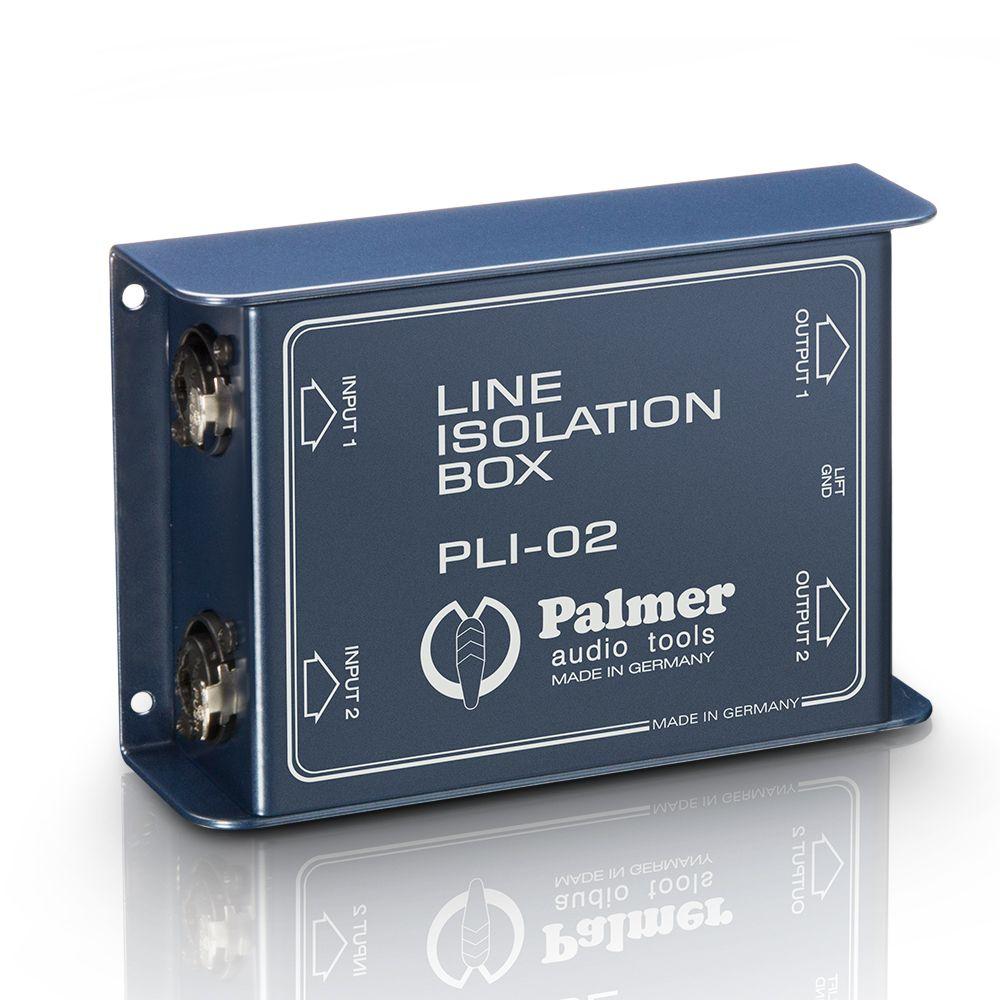 Palmer Pro PLI 02 - Línea isotérmico de 2 canales
