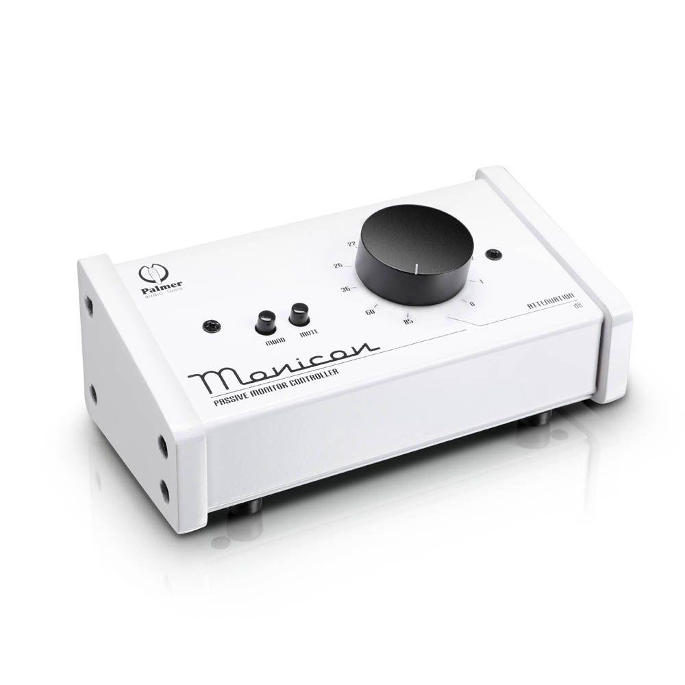 Palmer Pro MONICON W - Controlador de monitor pasivo blanco de edición limitada